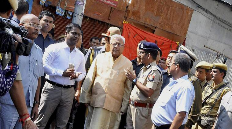 Nagaland governor, Nagaland governor ouster, nagaland protest against governor, P B Acharya,T R Zeliang, indian express news
