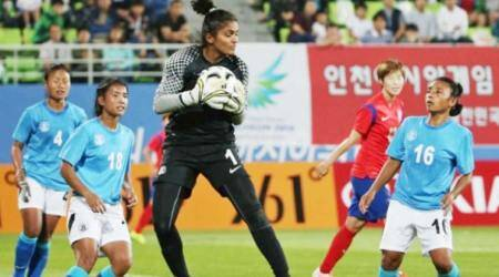 Goalkeeper Aditi Chauhan eyes return to Indian football team for AsianGames