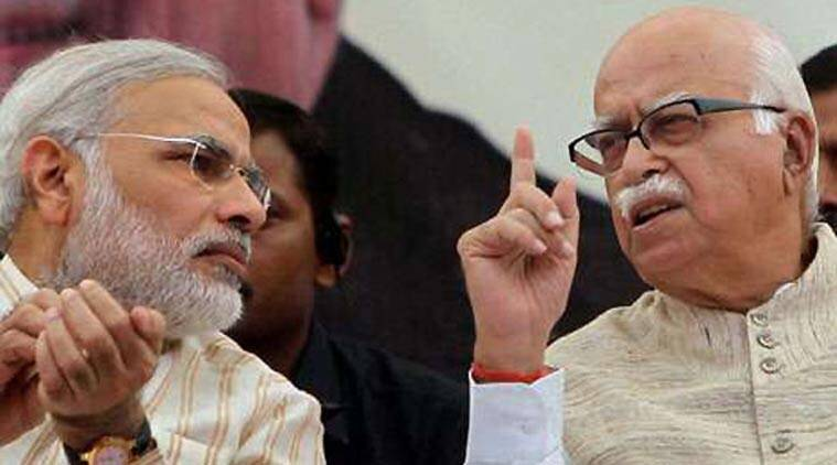 PM Modi greets LK Advani on 91st birthday, says his contribution towards nation building monumental