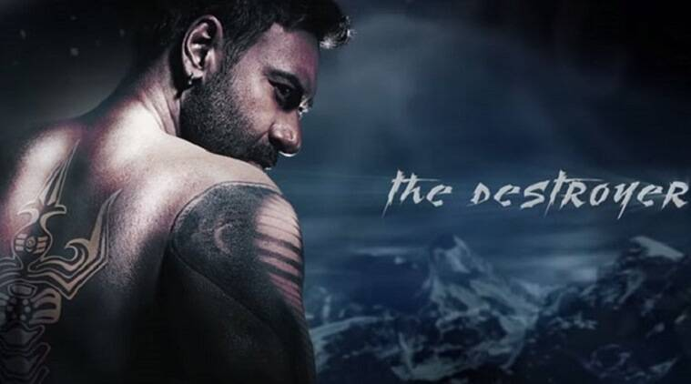 Shivaay teaser poster: Its chilling