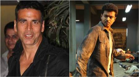 Akshay Kumar, Kaththi, Akshay Kumar Kaththi, Akshay Kumar Kaththi Remake, Akshay Kumar in Kaththi Remake, Kaththi Remake, Kaththi Movie Remake, Akshay Kumar Movies, Entertainment news