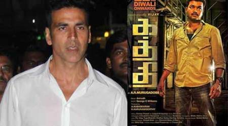 Akshay Kumar to star in Hindi remake of 'Kaththi'