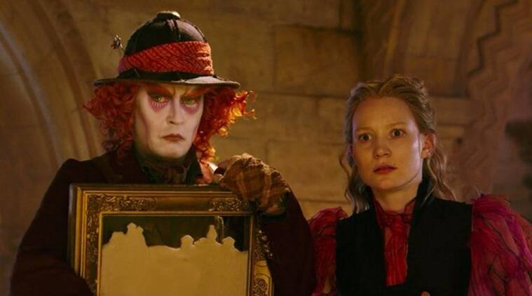 Alice Through The Looking Glass, Alice Through The Looking Glass movie, Alice Through The Looking Glass first look, entertainment news