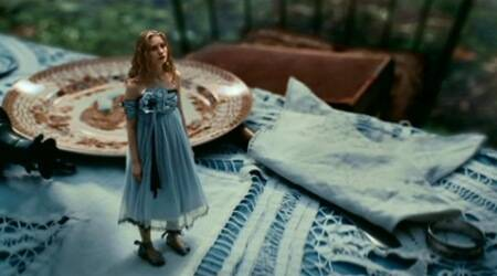 Tim Burton's 'Alice in Wonderland' to screen inLondon