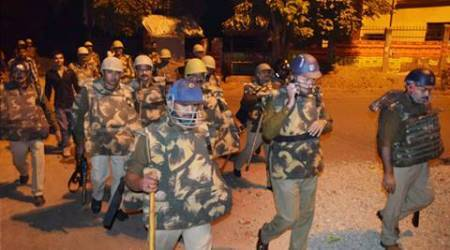 Security beefed up in Allahabad for BJP's meeting onSunday
