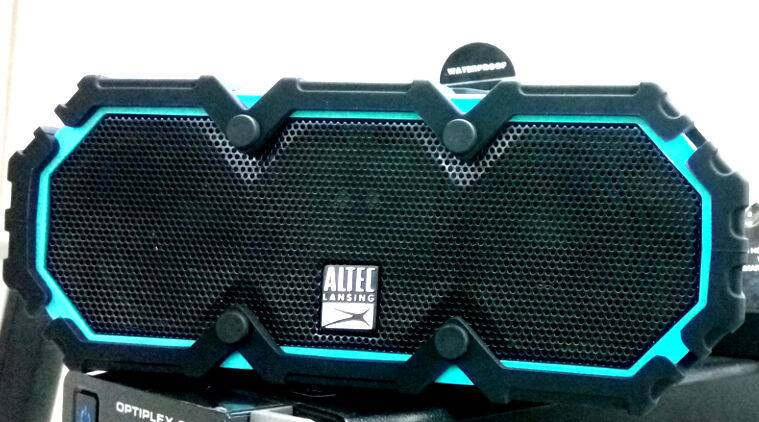 Altec Lansing, Altec Lansing Life Jacket 2, Altec Lansing Life Jacket 2 speakers, Altec Lansing Life Jacket 2 review, Altec Lansing Life Jacket 2 flipkart, Altec Lansing Life Jacket 2 price, latest Bluetooth speakers, water proof bluetooth speaker, technology news
