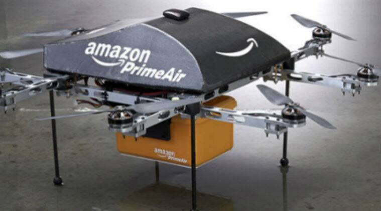 Companies That Make Drones >> Google working to make package delivery by drones a reality by 2017 | Technology News,The Indian ...