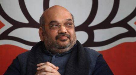 Amit Shah made trustee of Somnath Temple Trust