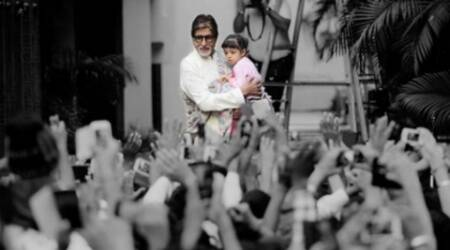 Amitabh Bachchan, Aaradhya Bachchan, bollywood