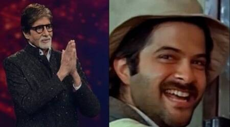 Amitabh Bachchan was the first choice for 'MrIndia'