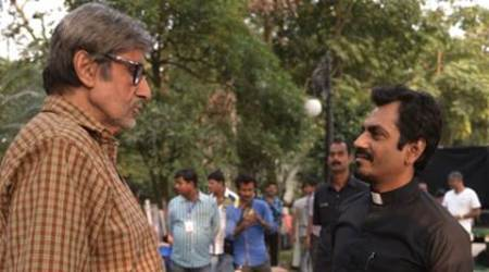 Nawazuddin Siddiqui an example of talent not going unnoticed: Amitabh Bachchan