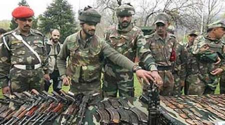 Ammunition seized from village in Jammu, one arrested