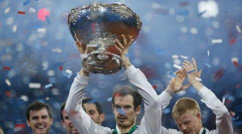 Andy Murray, Andy Murray Davis Cup, Davis Cup Andy Murray, Murray Davis Cup, Davis Cup Murray, Great Britain, Tennis News, Tennis