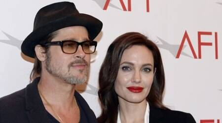 Angelina Jolie, Angelina Jolie Brad Pitt, Angelina Jolie by The Sea, Brad Pitt, Angelina Jolie Brad Pitt Married, Angelina Jolie Marraige, Angelina Jolie Wedding, Angelina Jolie Latest movies, Angelina Jolie upcoming Movies, Entertainment news