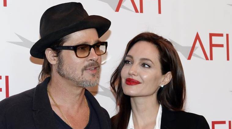 Angelina Jolie, Angelina Jolie news, Brad Pitt, Brad Pitt news, Brad Pitt  Angelina Jolie, Angelina Jolie Brad Pitt divorce, brad angelina divorce, brad angelina news, Angelina Jolie boyfriend, Angelina Jolie latest news, Angelina Jolie brad pitt news, entertainment news, indian express, indiane express news
