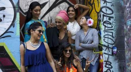 Angry Indian Goddesses, Angry Indian Goddesses Trailer, Angry Indian Goddesses Release, Angry Indian Goddesses movie, Angry Indian Goddesses November Release, Pan Nalin, Angry Indian Goddesses Pan Nalin, Pan Nalin's Angry Indian Goddesses, Sandhya Mridul, Tannishtha Chatterjee, Anushka Manchanda, Amrit Maghera, Rajshri Deshpande, Pavleen Gujral, Entertainment news