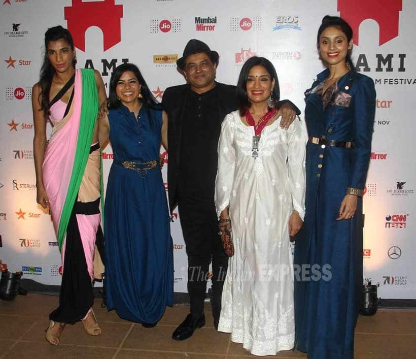 Angry Indian Goddesses, Anushka Manchanda, Tanishta Chatterjee, Pan Nalin, Sandhya Mridul, Amrita Maghera