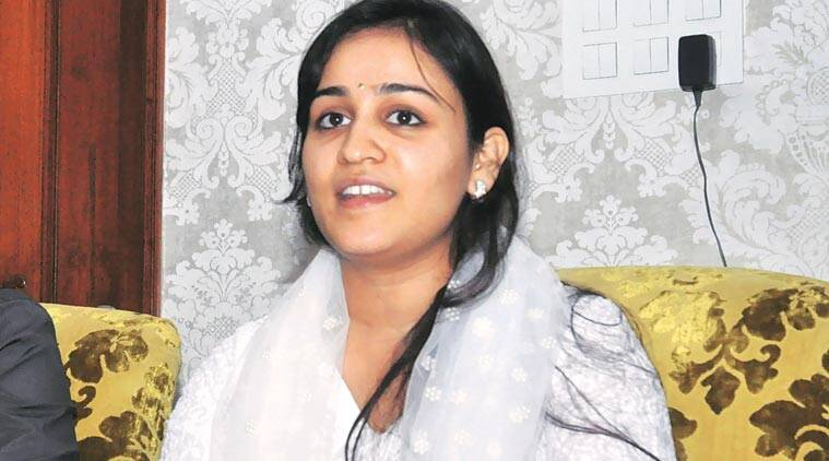 Aparna is the wife of Mulayam's younger son Prateek.