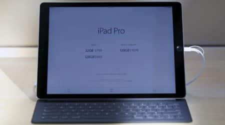 Apple, Apple iPad Pro, Apple iPad Pro specs, Apple iPad pro problem, iPad screen blank, iPad Pro unresponsive, Apple iPad Pro India, iPad Pro india price, ipad, technology, technology news