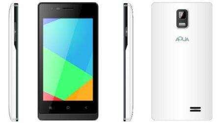 Aqua Mobiles launches dual-SIM 3G 512 smartphone at Rs 2,699