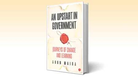arun maira, arun maira book, book review, arun maira book review, Journeys of Change and Learning, An Upstart in Government, new books, latest book reviews
