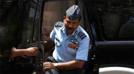 Air chief warns 'China making moves to containIndia'