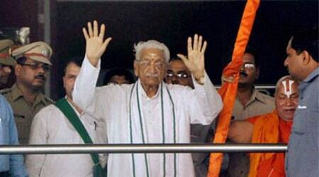 Ashok Singhal: VHP's 'guide and visionary'