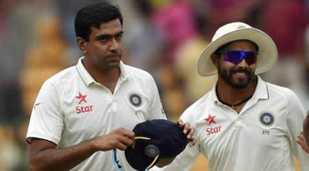 ind vs sa, ind vs sa 2nd test, india vs south africa, india vs sa, india vs south africa score, ind vs sa score, r ashwin, ashwin, jadeja, ab de villiers, cricket score, cricket news, cricket