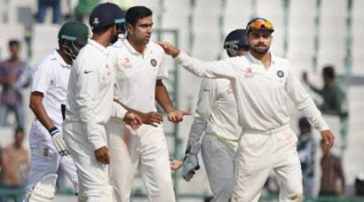 Ind vs SA, 1st Test: R Ashwin, Cheteshwar Pujara put India in command