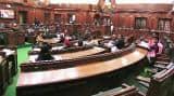 Hindi adjectives force Houseadjournment
