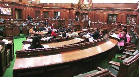 delhi assembly, delhi assembly winter session, winter session, CrPC, Amendment bill 2015, AAP, AAP govt, delhi AAP, delhi news