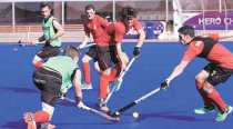 In Raipur, Belgium players have one eye on home