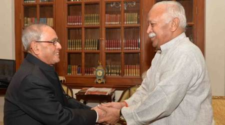 RSS says Pranab Mukherjee will address 600 workers at its Nagpur headquarters