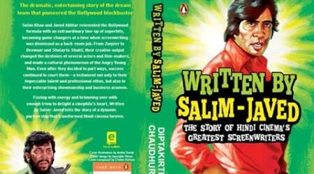 Book Review: Written by Salim-Javed - The Story of Hindi Cinema's Greatest Screenwriters