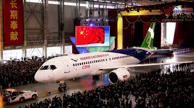 C991, china, world, aviation