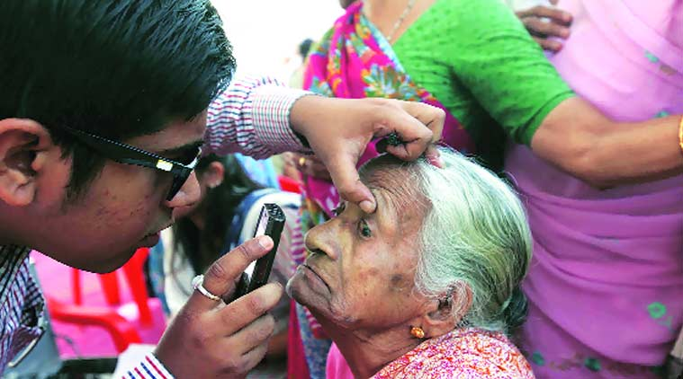 In Madhya Pradesh, 11 complain of loss of vision after cataract surgery at private hospital