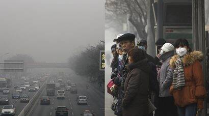 Beijing air pollution reaches extremely hazardous levels