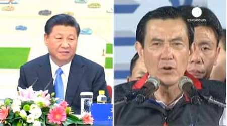 Chinese President, Xi Jinping, Ma Ying-jeou, Taiwanese counterpart, China Taiwan talks, Chinese civil war, rightster videos