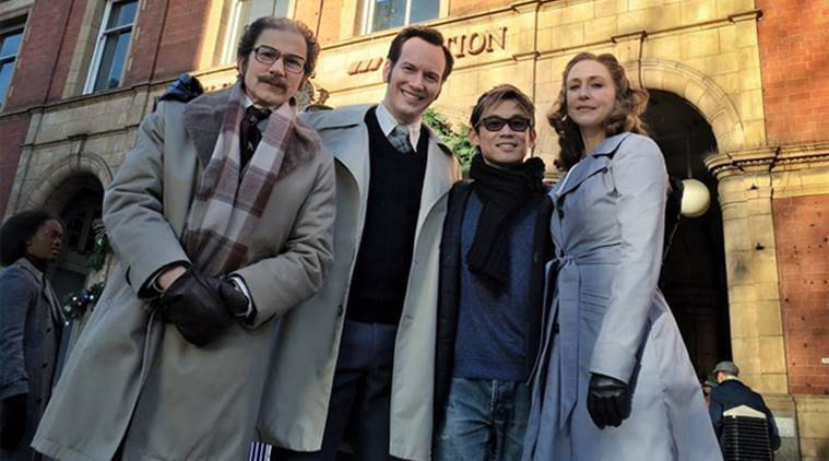 Conjuring 2, Conjuring 2 new photos show, entertainment news