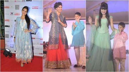Jacqueline Fernandez, Divyanka Tripathi on the ramp for a nobel cause