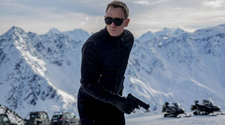 Spectre, Spectre movie, Spectre hollywood movie, James bond film, Spectre release date, Spectre release india, Spectre release date india, Daniel Craig, Daniel Craig movie, Daniel Craig latest movie, hollywood latest movie, hollywood movies, hollywood new movies