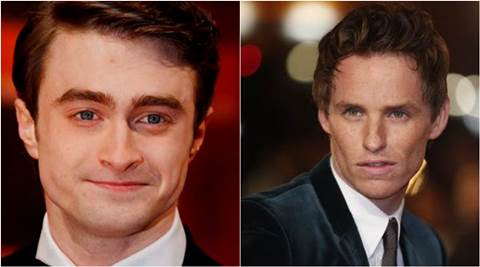Daniel Radcliffe, actor Daniel Radcliffe, Eddie Redmayne, Harry Potter, entertainment news