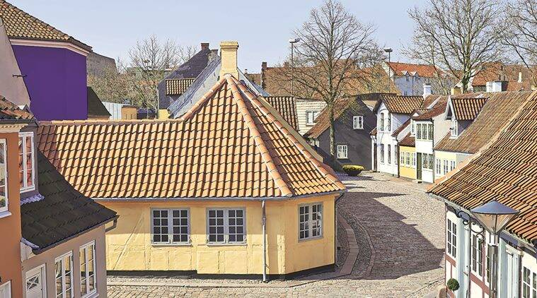 Hans Christian Andersen's childhood home. (Source: Thinkstock)