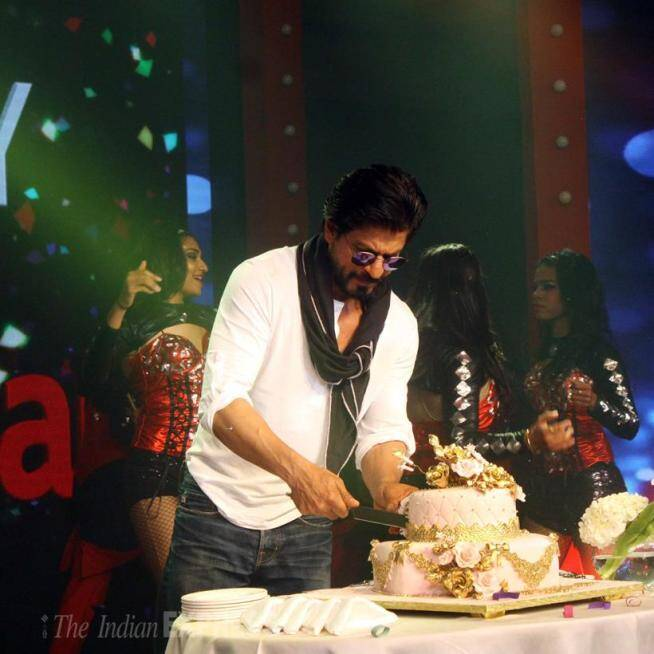 ShahRukh Khan Birthday celebration 2015