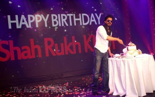 2015 ShahRukh Khan Birthday