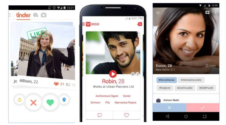 Tinder dating site app