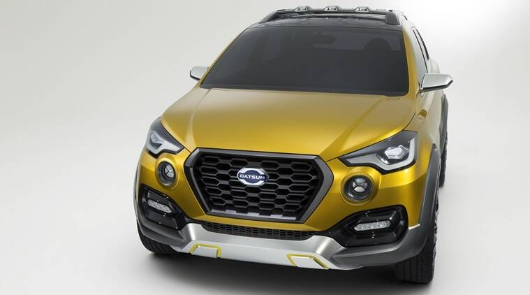 Nissan launches Datsun redi-GO starting at Rs 2.38 lakh ...