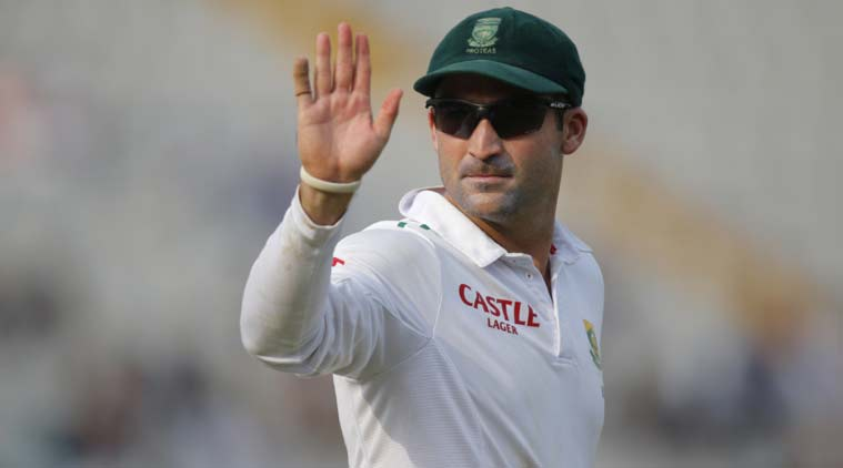Dean Elgar India vs South Africa 1st Test Not a good wicket says Dean Elgar