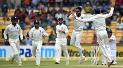 Ind vs SA, 2nd Test: South Africa continue to struggle against India spinners