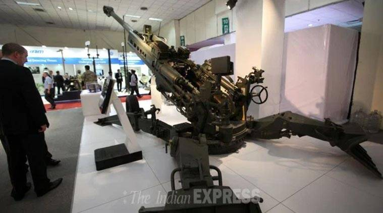 India Howitzer, India M777 Howitzer, India US howitzer deal, India US M777 Howitzer deal